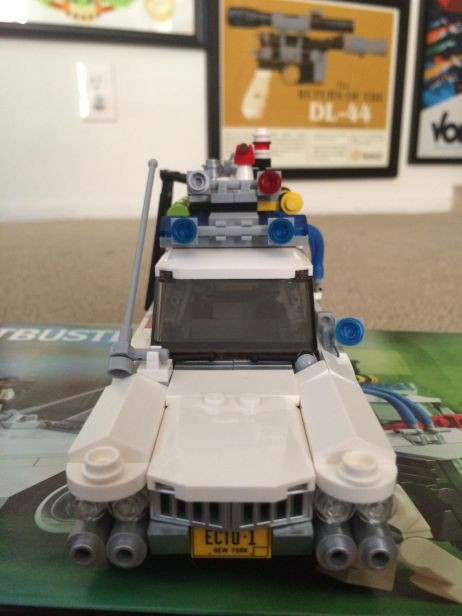 Lego Ghostbusters Ecto-1 7