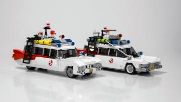 Lego Ghostbusters comparison 5
