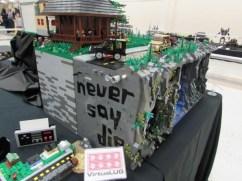 Lego Goonies diorama 2