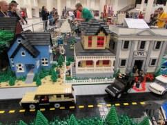 Lego Goonies diorama 3