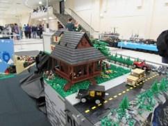 Lego Goonies diorama 4