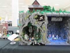 Lego Goonies diorama 5
