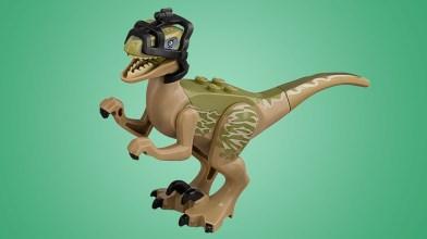 Lego Jurassic World Raptors 2