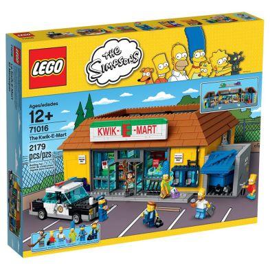 Lego Simpson Kwik E Mart 1