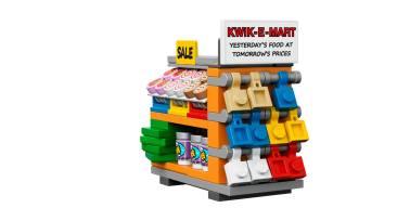 Lego Simpson Kwik E Mart 6