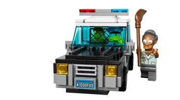 Lego Simpson Kwik E Mart 9