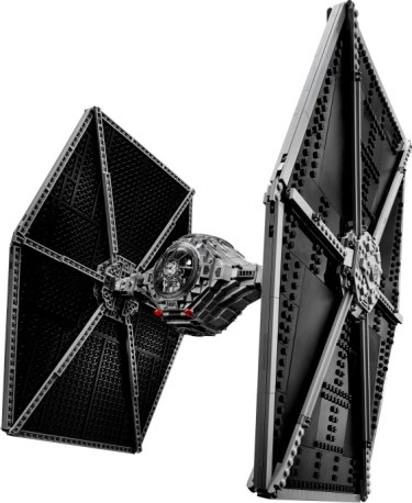 Lego Tie Fighter UCS 4