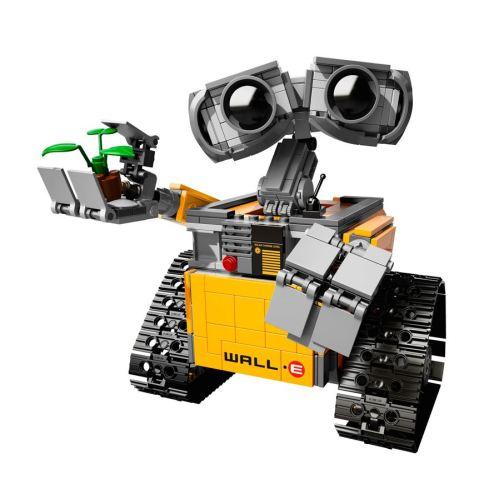 Lego Wall-E 3