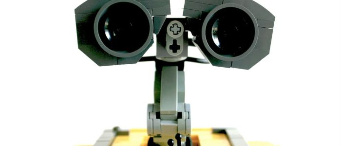 Lego Wall-E 4