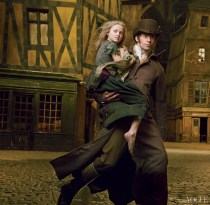 Les Miserables - Valjean and Cosette