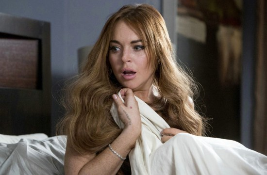 Lindsay Lohan in Scary Movie 5
