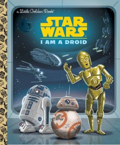 Little Golden Book - Droid