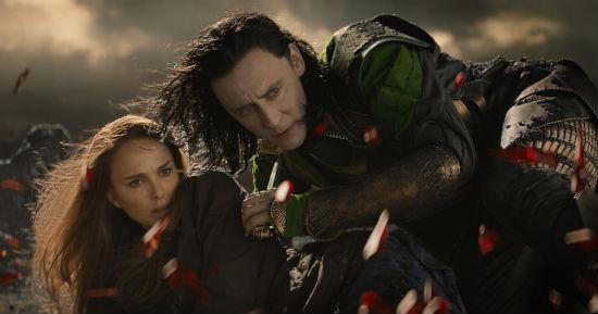 Loki Jane Thor Dark World