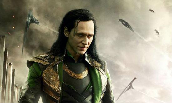 Loki Thor Dark World Hiddleston