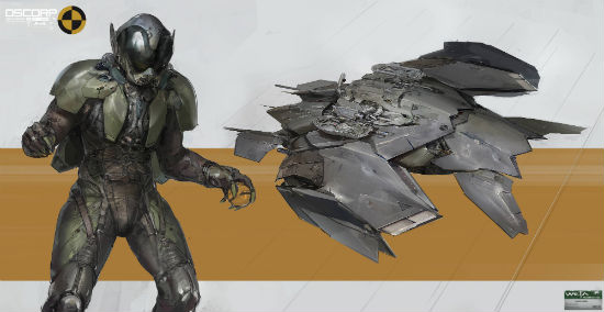 Long Ouyang Green Goblin concept