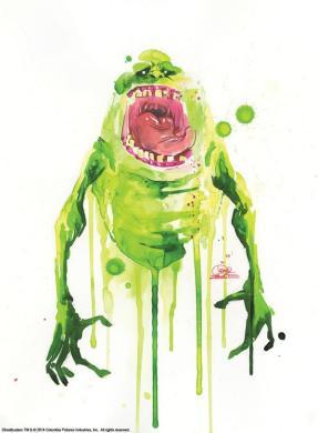 Lora Zombie - Ghostbusters