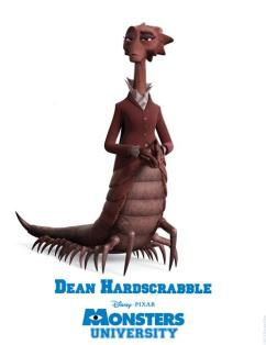 MU Poster - Dean