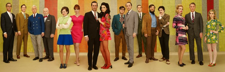 Mad Men Season 7 - cast (2)