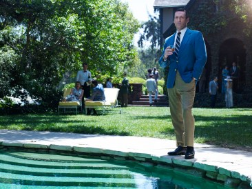 Mad Men Season 7 garden party - Don (1)