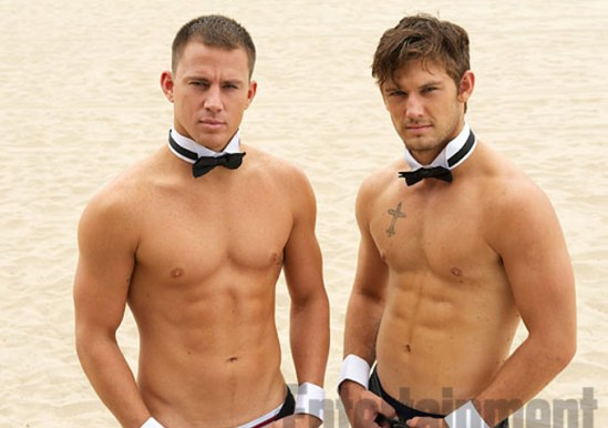 Magic Mike - Channing Tatum and Alex Pettyfer