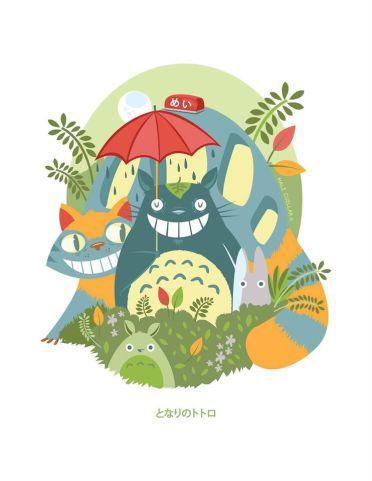 Male Cuellar Totoro