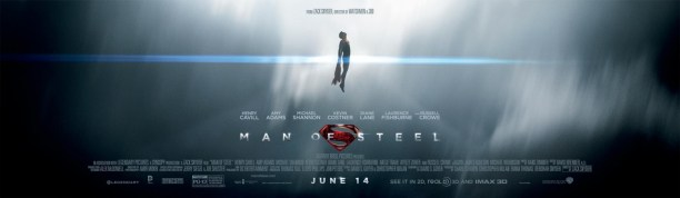 Man of Steel Banner fly