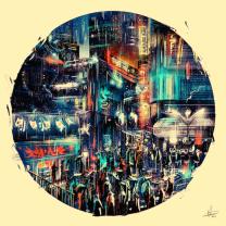 Marie Berg - Blade Runner