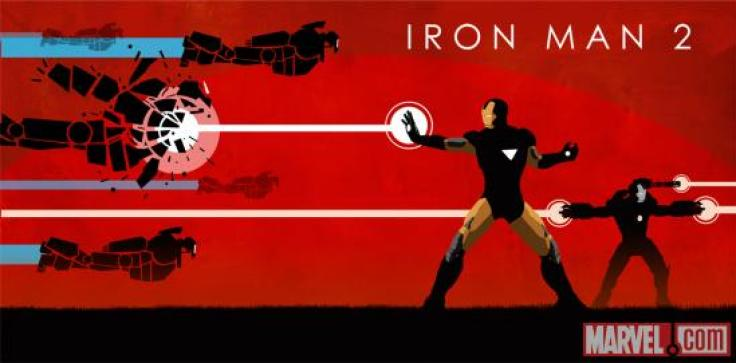 Marvel Cinematic Universe Iron Man 2 - Matthew Ferguson