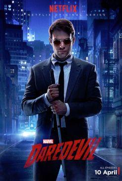 Matt Daredevil Character Poster