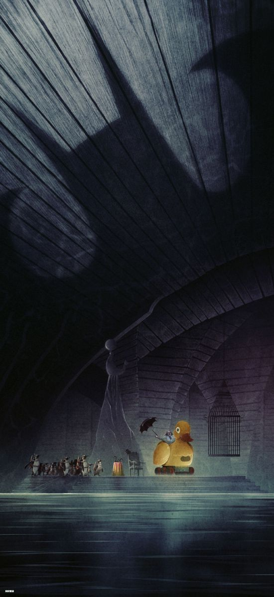 Matt Ferguson - Batman Returns