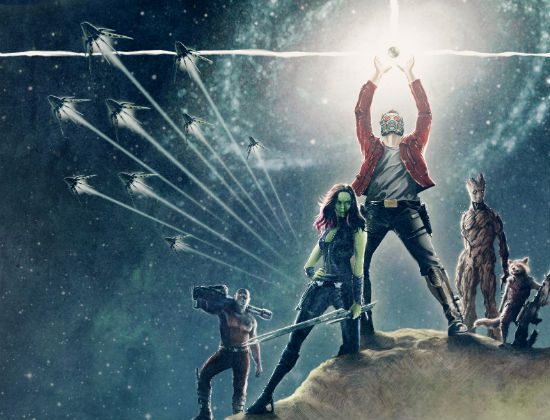 star wars guardians of the galaxy