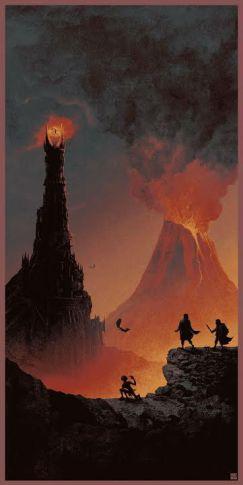 Matt Ferguson Lord of the Rings 3