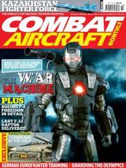 Mediavengers - Combat Aircraft Monthly War Machine