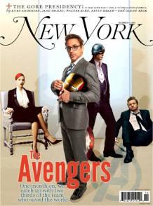 Mediavengers - New York Avengers