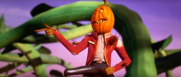 Michael Jackson's Halloween