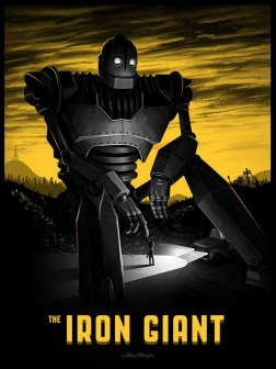 Mike Mitchell - Iron Giant reg
