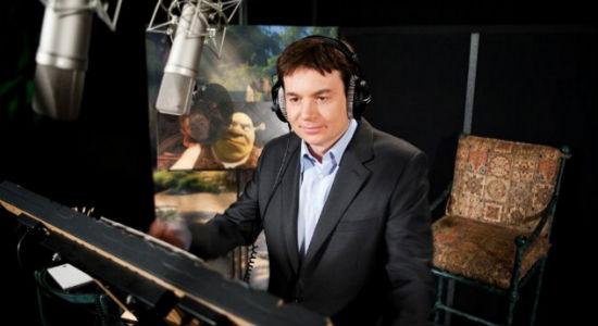Mike Myers Voiceover Shrek