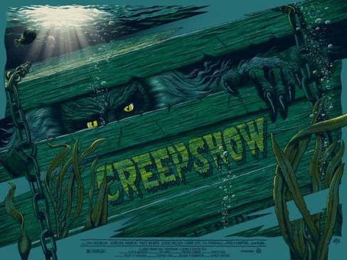 Mike Saputo - Creepshow