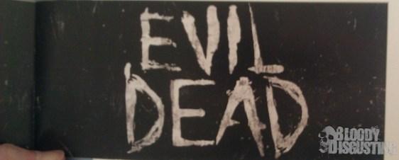 New Evil Dead Logo