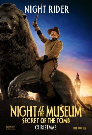 Night at the Museum - Teddy Roosevelt