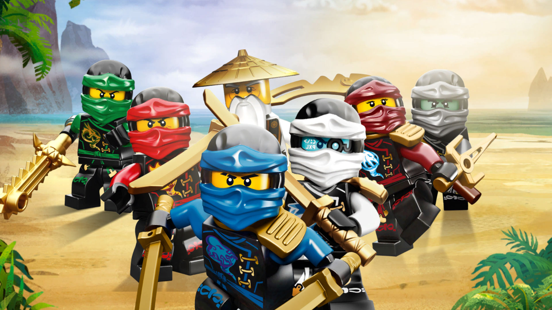 Ninjago Voice Cast  Jackie Chan  Dave Franco   More Following the smashing success of 2014 s The Lego Movie  Warner Bros  has  been building up its Lego movie franchise brick by brick