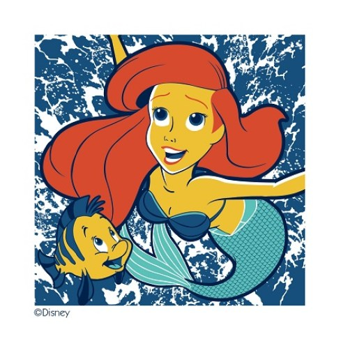 The Little Mermaid handbill