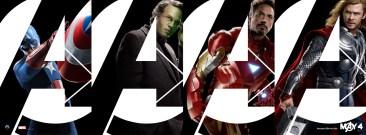 Official Avengers Banner