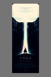 Olly Moss Thor Dark World