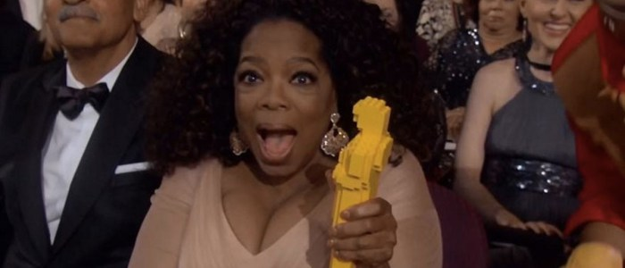 Oprah Lego Oscar
