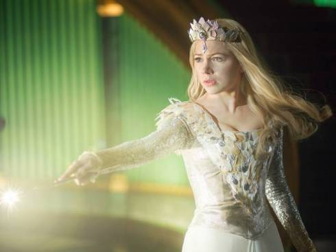 Oz Great and Powerful - Williams