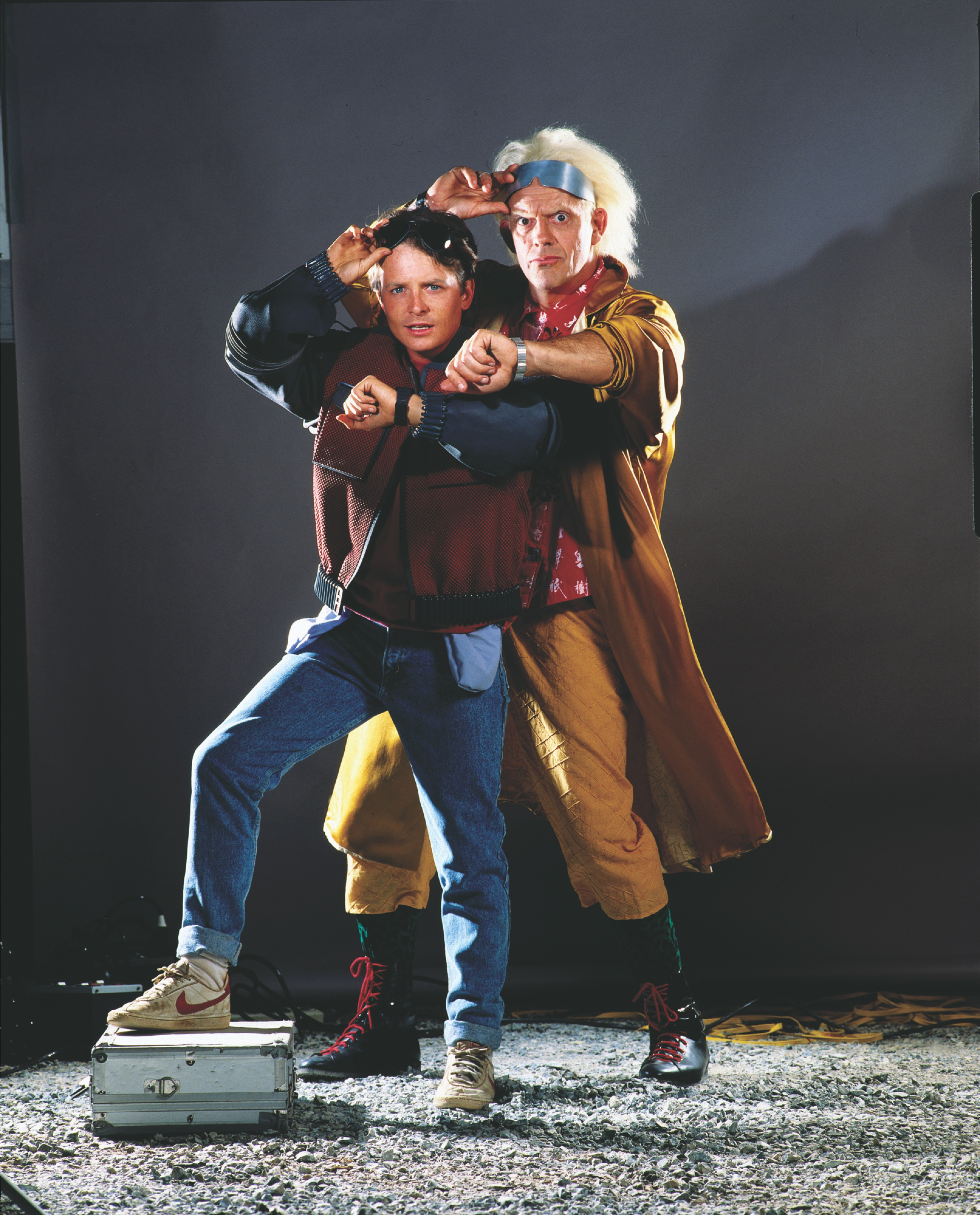 Back To The Future Photos From The Ultimate Visual History