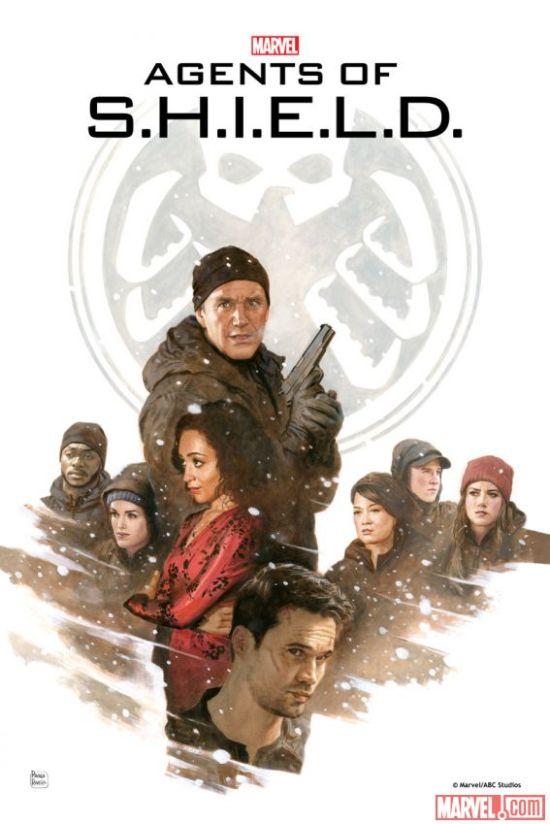 Paolo RIvera - Agents of Shield
