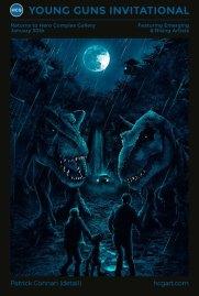Patrick Connan- Jurassic Park
