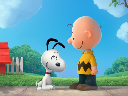Peanuts - Snoopy and Charlie Brown